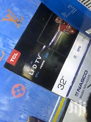 """New TCL 32"""" HD Digital Satellite LED Tv"""" 