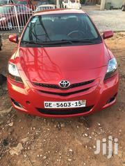 Toyota Yaris 2008 Red | Cars for sale in Greater Accra, East Legon (Okponglo)
