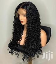 26 Inches Brazilian Remy Virgin Hair Wig Cap With Ear To Ear Frontal | Hair Beauty for sale in Greater Accra, Dansoman