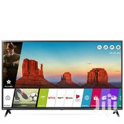 New Lg 55 Uhd 4k Smart Satellite With Magic Remote   TV & DVD Equipment for sale in Greater Accra, Accra Metropolitan