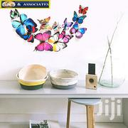 12PCS 3D PVC Magnet Butterfly DIY Wall Sticker Removable | Home Accessories for sale in Greater Accra, Ga West Municipal