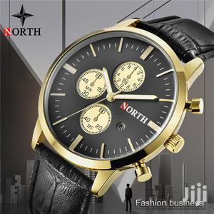 North Mens Military Sports Watch