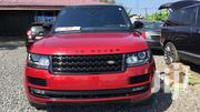 New Land Rover Range Rover Vogue 2017 Red | Cars for sale in Greater Accra, Accra Metropolitan