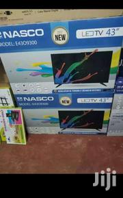 "NASCO 43"" LED DIGITAL SATELLITE TV 