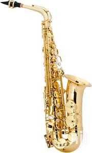 Gold Alto Saxophone   Musical Instruments for sale in Greater Accra, Accra Metropolitan