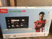 "TCL 32"" Smart Android AI Tv 