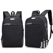 Anti-theft, Lockable, Laptop Backpack - Black | Bags for sale in Greater Accra, Korle Gonno