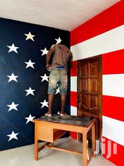 House Painting & Designing / Wallpaper | Arts & Crafts for sale in Greater Accra, Kwashieman