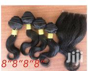 "Mongolian 8"" With 3part Closure 