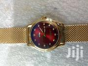 Rolex Gold With Red Dial Watch | Watches for sale in Ashanti, Kumasi Metropolitan