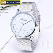 Silver Metal Casual Watches By GENEVA | Watches for sale in Greater Accra, Ga West Municipal