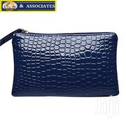 Blue Crocodile Pattern Wallet Purse | Bags for sale in Greater Accra, Ga West Municipal