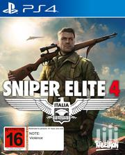 Ps4 Sniper Elite 4 Digital Game | Video Games for sale in Ashanti, Kumasi Metropolitan