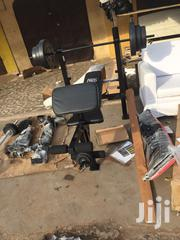 Weight Bench Set | Sports Equipment for sale in Greater Accra, Dansoman