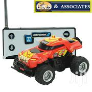 Red & Yellow Buggy Model Vehicle Toy With Remote Control | Toys for sale in Greater Accra, Ga West Municipal