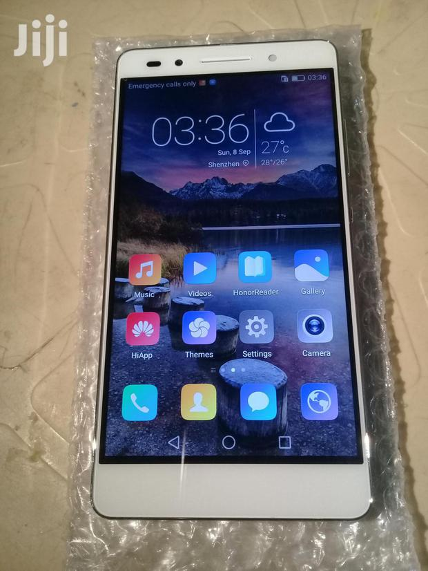 New Huawei Honor 7 32 GB Silver