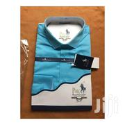 Polo Ralph Lauren Long Sleeves Sea Blue | Clothing for sale in Greater Accra, Accra Metropolitan