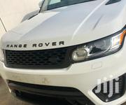 New Land Rover Range Rover Sport 2016 SE 4x4 (3.0L 6cyl 8A) White | Cars for sale in Greater Accra, Nii Boi Town