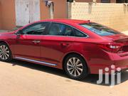 Hyundai Sonata 2017 Red | Cars for sale in Greater Accra, North Kaneshie