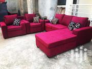 Fresh And Brand New Italian Sofa Free Delivery | Furniture for sale in Greater Accra, Nima