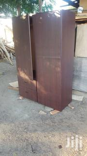 Brown Black Wardrobe For Sale | Furniture for sale in Greater Accra, Kotobabi