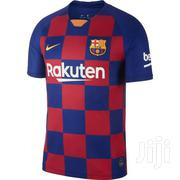 Barcelona Football Jersey- Home | Clothing for sale in Greater Accra, Achimota