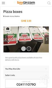 Strong Pizza Boxes | Meals & Drinks for sale in Greater Accra, Adenta Municipal