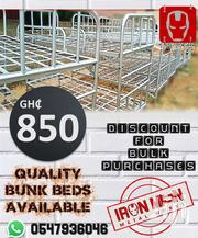 Metallic Bunk Beds | Furniture for sale in Greater Accra, Adenta Municipal