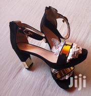 Gold-plated Block Heel | Shoes for sale in Ashanti, Kumasi Metropolitan