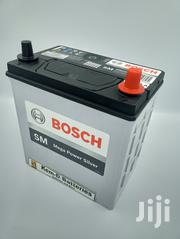 11 Plates Car Battery - Bosch SM Mega Battery 45ah + Free Delivery | Vehicle Parts & Accessories for sale in Greater Accra, North Kaneshie