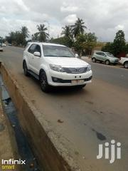 Toyota Fortuner 2014 White | Cars for sale in Greater Accra, Tema Metropolitan