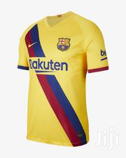 Barcelona Football Jersey- Away Kit | Clothing for sale in Greater Accra, Achimota
