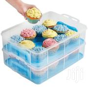 3-tier Cupcake Carrier | Home Accessories for sale in Eastern Region, New-Juaben Municipal
