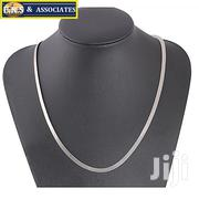 Silver Shiny Necklace Link Chain | Jewelry for sale in Greater Accra, Ga West Municipal