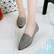 Summer Fashion Small Pointed Rivets Shallow Mouth Comfortable Flat | Shoes for sale in Greater Accra, Odorkor