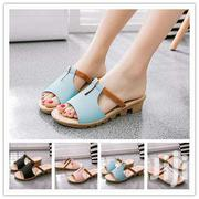 Summer Shoes Flat Sandals Women Leather Comfortable | Shoes for sale in Greater Accra, Odorkor