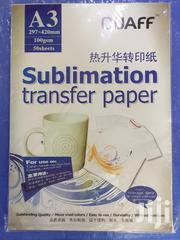 Sublimation Paper A3 Pack | Stationery for sale in Greater Accra, Accra new Town
