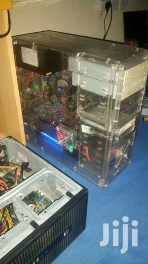 TRANSPARENT GAMING CORE I5 3RD 3570k  3.40GHZ