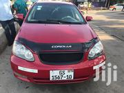 Toyota Corolla 2006 1.8 VVTLi TS Red | Cars for sale in Greater Accra, Dansoman