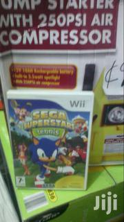 Sega Sonic Superstar Tennis Nintendo Wii | Toys for sale in Greater Accra, Kanda Estate