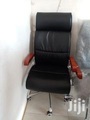 Nice Executive Office Leather Chair | Furniture for sale in Greater Accra, North Kaneshie
