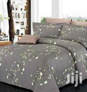 Double Size Bedsheet With Four Pillow Casesn And A Duvet | Home Accessories for sale in Greater Accra, North Kaneshie