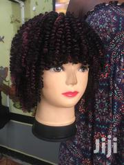 Kinky Curly Closure Wig | Hair Beauty for sale in Ashanti, Kumasi Metropolitan