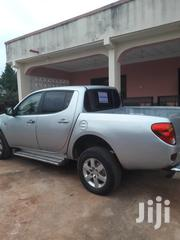 Mitsubishi L200 2007 2.5 DI-D Double Cab Silver   Cars for sale in Greater Accra, East Legon