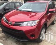 Toyota RAV4 2015 LE 4dr SUV (2.5L 4cyl 6A) Red | Cars for sale in Greater Accra, Tema Metropolitan