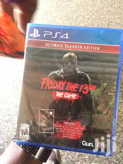 Friday The Thirteenth PS4   Video Games for sale in Greater Accra, Accra Metropolitan