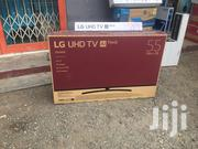 New LG Uhd 4K Smart S2 Digital LED TV 55 Inches | TV & DVD Equipment for sale in Greater Accra, Accra new Town