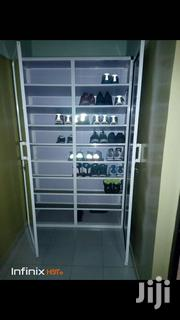 Glass Shoes Rack | Furniture for sale in Greater Accra, Accra Metropolitan