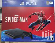PS4 SLIM 1TB SPIDERMAN EDITION BUNDLE | Video Game Consoles for sale in Greater Accra, Osu
