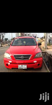 Kia Sorento 2009 Red   Cars for sale in Greater Accra, Kwashieman